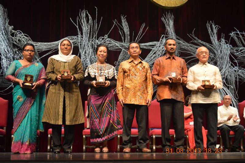 Magsaysay Award Ceremony