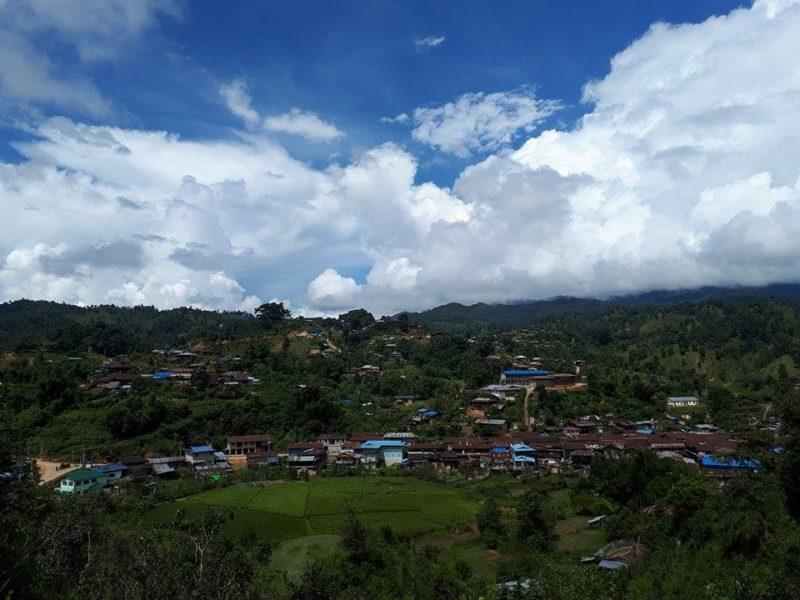 Monitoring Visit To Northern Shan