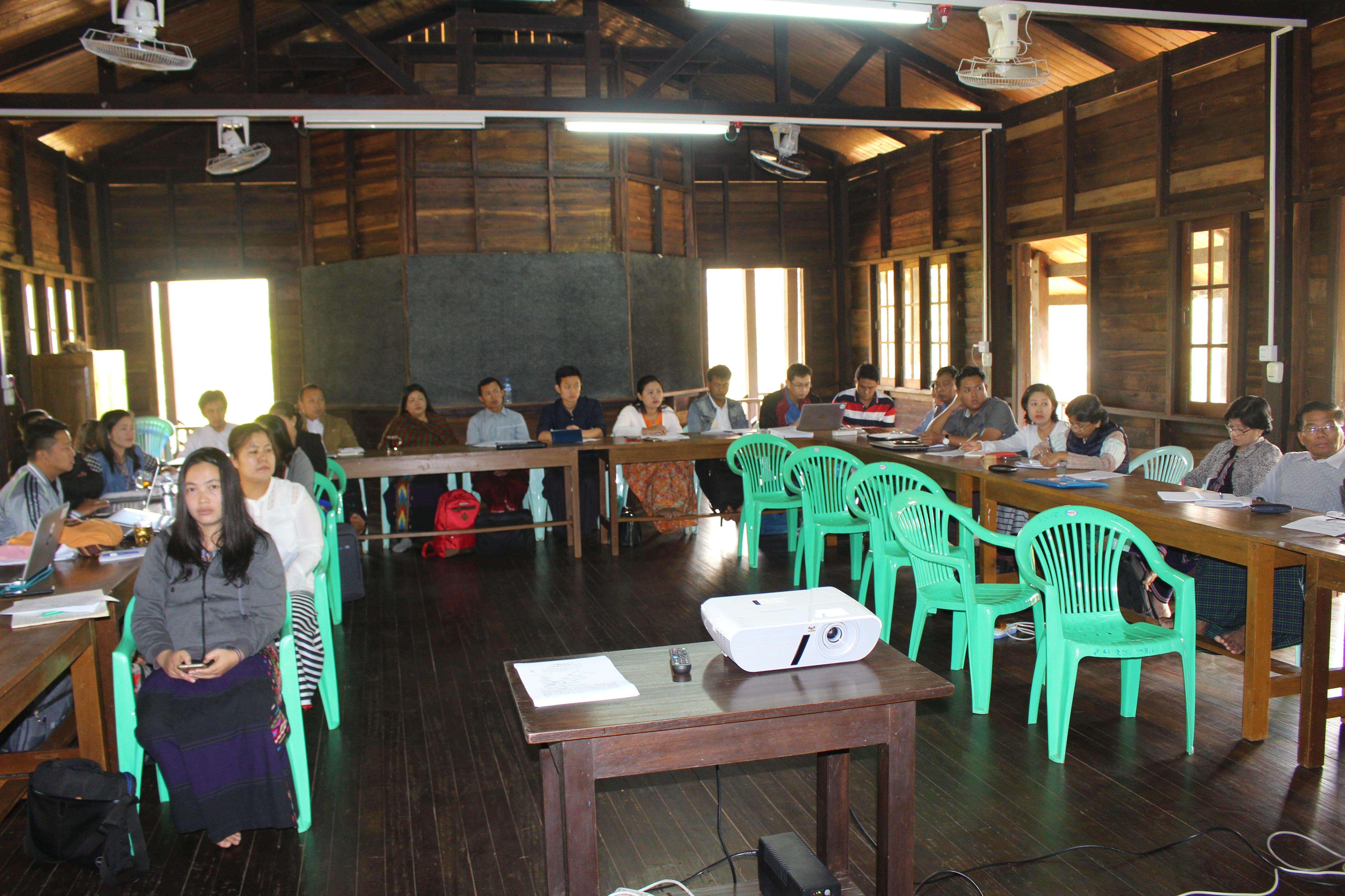 Senior Management Team Meeting